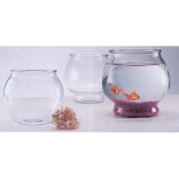 Anchor Hocking 4264 Footed Goldfish Bowl, 0.5 gallon by Anchor Hocking