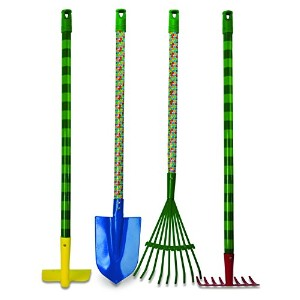 World of Eric Carle, The Very Hungry Caterpillar Garden Tool Set by Kids Preferred