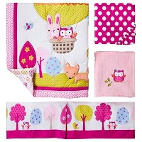 Circo Up We Go 4 pc Crib Bedding Set by Circo [並行輸入品]