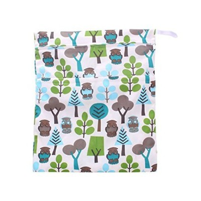 Summer Clearance Sale 2016 ValentoriaWaterproof Wet and Dry Diaper Bag Pouch for Baby Carriage Best...