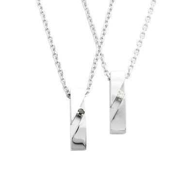 DUB Collection Connect Necklace コネクトネックレス ペア SV925 シルバー DUBj-363-Pair