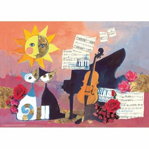 HEYE Puzzle・ヘイパズル 29449 Rosina Wachtmeister : Cello 1000ピース