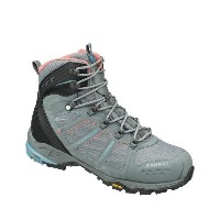 17FW マムート(MAMMUT) T Aenergy High GTX レディース 3020-05580 00038 grey-dark-air シューズ