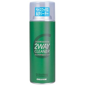 GALLIUM(ガリウム)2WAY CLEANER(420ml)