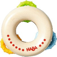 HABA Roll-Ring Clutching Toy by HABA