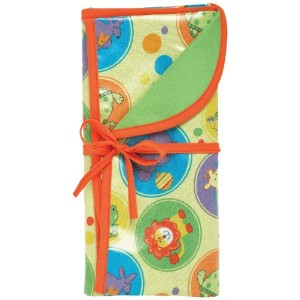 AM PM Kids! Reversible Blanket, Zoo Animals by AM PM Kids!