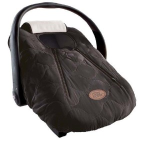 Cozy Cover 8503 Black Quilt Car Seat by Cozy Cover