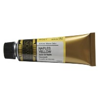 Mission Gold Water Color、15ml、ナポリイエロー