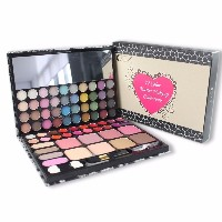 TZ 72 Color Master Make Up Makeup Eyeshadow Face Blush Palette Cosmetics Blush with Eye Shadow
