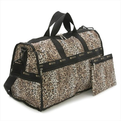 【40%OFF】 LeSportsac LARGE WEEKENDER OMBRE CHEETAH RADIENT ボストン バッグ 旅行用 合宿 カバン レディース 7185 D962...