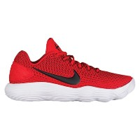 ナイキ メンズ バスケットボール シューズ・靴【Nike React Hyperdunk 2017 Low】University Red/Black/White/Team Red
