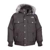 The North Face B Gotham Jacket S グレー A91M044-YS