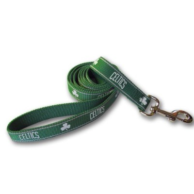 Sporty K9 NBA Boston Celtics Reflective Dog Leash, Medium by Sporty K9