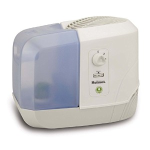 New Holmes HM1300 2 Speed Cool Mist Humidifier 1 Gallon Tank Antimicrobial by Holmes