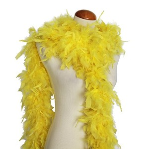 Cynthiaの羽65 g Chandelle Feather Boas over 80色&パターンto pick up LE