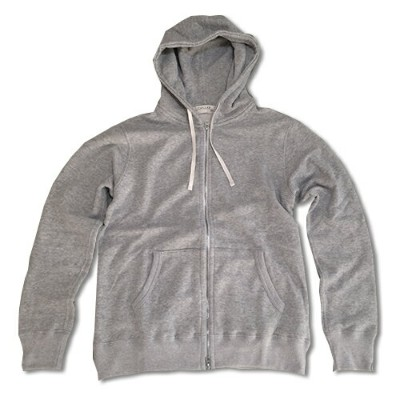 RHC Ron Herman (ロンハーマン): Chillax A/W Zip Hoody Gray