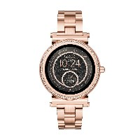 レディース MICHAEL KORS ACCESS Sofie Touchscreen Smartwatch スマートウォッチ カッパー