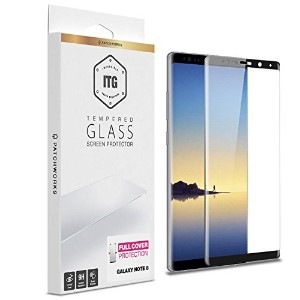 Patchworks Galaxy Note8 ガラスフィルム ITG 3D Full Cover 【 9H 高品質オンライン専用パケ 】 ギャラクシー Note 8 ガラスフィルム