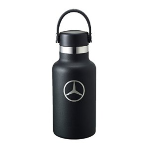 【Mercedes-Benz Collection】 Mercedes-Benz × Hydro Flask 東京モーターショー2017記念 ステンレスボトル12 oz Standard Mouth