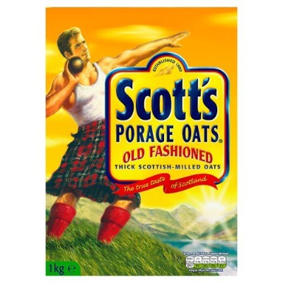 Scott's - Porage Oats - Original - 1Kg