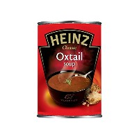 Heinz Classic Oxtail Soup 12 x 290g ハインツ クラシック オックステールスープ 290g