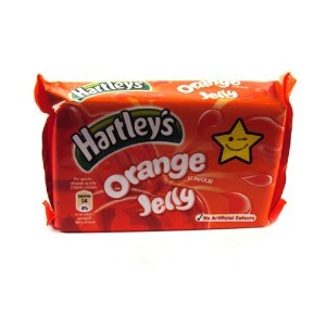 Hartley's Orange Jelly 135g