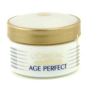 L'oreal Age Perfect Reinforcing Rehydrating Cream Day Anti-sagging + Anti-age spots (Mature Skin)...