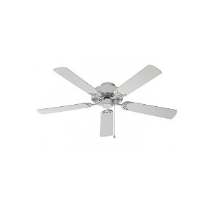 Transglobe Lighting F-1001 WH Ceiling Fan, White Finished by Trans Globe Lighting
