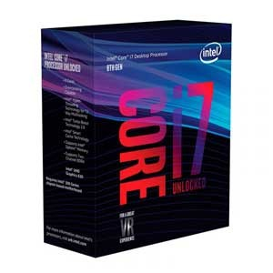 BX80684I78700K インテル Intel CPU Core i7 8700K(Coffee Lake) Core i7 8700K BOX [BX80684I78700K]【返品種別B】
