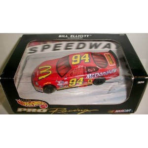 【送料無料】【Bill Elliot #94 Mcdonalds Car 1997 Hot Wheels Pro Racing Series】 b005txw4zw