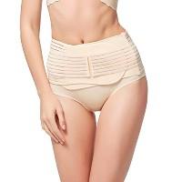 Zhhlaixing Postpartum Repair Correction Support Waist Wrap Pregnant Women 女性のシェイパーの美しさ Pelvic...