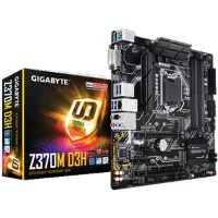 Z370M-D3H GIGABYTE micro-ATX対応マザーボード Z370M D3H [Z370MD3H]【返品種別B】【送料無料】