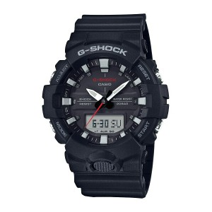 新作 9月発売!! New G-SHOCKFRONT BUTTON MIDSIZE BASICカシオ Gショック CASIO G-SHOCKGA-800-1AJF【送料無料】
