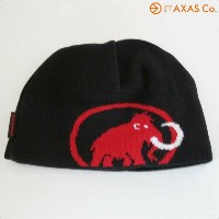 MAMMUT(マムート) Tweak Beanie 1090-01351 Col.0575 black-inferno