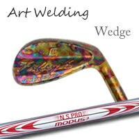 【カスタムオーダー】Art Welding Wedge+NSPRO MODUS3 130