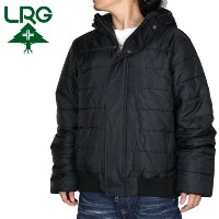 【SALE 40%OFF】LRG エルアールジー ジャケット OSBORNE HOODED PUFFY JACKET I164006