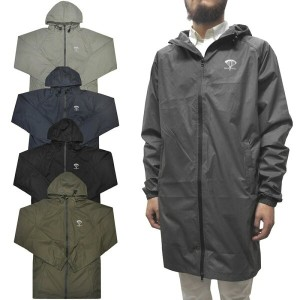 【5 COLOR】PACKMACK(パックマック) WATERPROOF NYLON PARKA(ウォータプルーフ ナイロン パーカ) PACKABLE(パッカブル仕様)