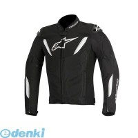 アルパインスターズ(alpinestars) [8051194741820] T-GP R AIR JACKET 12 BLACK WHITE 2XL【送料無料】