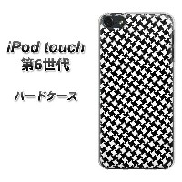 iPod touch 6 第6世代 ハードケース / カバー【514 和柄-風車 素材クリア】 UV印刷 ★高解像度版(iPod touch6/IPODTOUCH6/スマホケース)