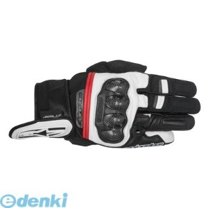 アルパインスターズ(alpinestars) [8051194987891] RAGE DRYSTAR GLOVE 123 BLACK WHITE RED S