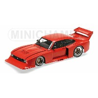 FORDフォード ENGLAND CAPRI TURBO Gr.5 N 0 1979 | RED /Minichampsミニチャンプス 1/18 ミニカー