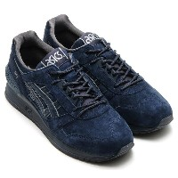 ASICS Tiger GEL-RESSECTOR(アシックス タイガー ゲルリスペクター)INDIAN INK/INDIAN INK【メンズ レディース スニーカー】16SS-I