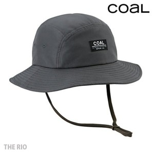 COAL コール キャップ・ハット THE RIO CHARCOAL HAT【クエストン】