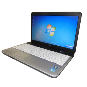 中古ノートパソコン Windows7 富士通 LIFEBOOK A531/DX(FMVXN4KN2Z)Core i3 2330M 2.2GHz/4GB/250GB/DVDマルチWPS...