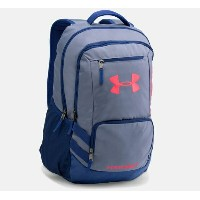 Under Armour Storm Hustle II Backpack メンズ Aurora Purple/Caspian バックパック リュックサック アンダーアーマー