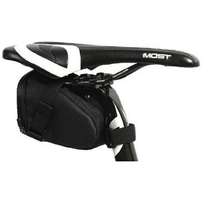 BMWORKS MINI SADDLE BAG BLACK[BMSB1MBK]