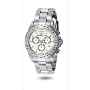 インビクタ 時計 インヴィクタ メンズ 腕時計 Invicta Men's 7025 Signature Collection Speedway Chronograph Watch