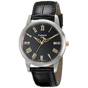 ティソ Tissot 腕時計 メンズ 時計 Tissot Men's T033.410.26.053.01 Swiss Quartz Movement Watch