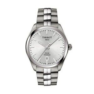 ティソ Tissot 腕時計 メンズ 時計 Tissot T101.410.44.031.00 Men's Watch PR 100 Silver 39mm Titanium