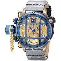 インビクタ 時計 インヴィクタ メンズ 腕時計 Invicta Men's 17344 Russian Diver Analog Display Swiss Quartz Grey Watch